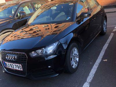 brugt Audi A1 Sportback 1.6 105 HK S-Line