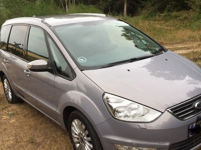 brugt Ford Galaxy 2.0 163 HK Collection