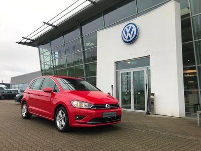 gebraucht VW Golf Sportsvan 1,6 TDi 110 Highline DSG BMT