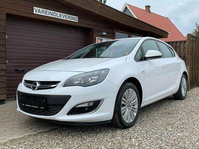 brugt Opel Astra 6 Selective