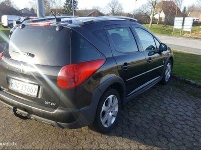 brugt Peugeot 207 Outdoor SW 1,6 HDI FAP Premium 109HK Stc