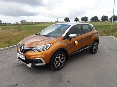brugt Renault Captur 1,5 Energy DCI Intens EDC 90HK 5d 6g Aut.