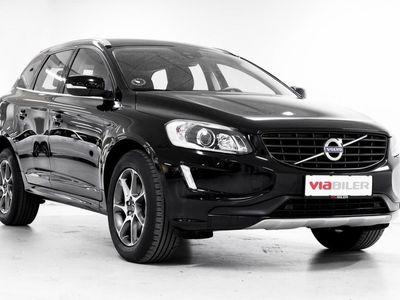 brugt Volvo XC60 2,0 D4 Ocean Race 190HK 5d 6g Aut.