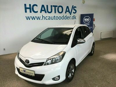 brugt Toyota Yaris 1,0 VVT-i T2 Air Touch