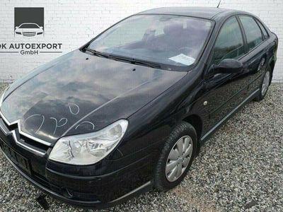 brugt Citroën C5 2,0 HDI Elegance 138HK 5d 6g - Personbil - Sort