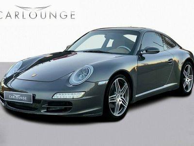 brugt Porsche 911 Carrera 4S 911 3.8 Carrera 4S - 355 hk Tiptronic 3.8 - 355 hk Tiptronic