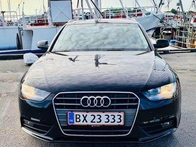 brugt Audi A4 1,8 AVANT TFSI 5 DØRS