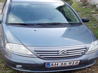 brugt Citroën C3 1,4 HDI 70HK 5d