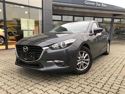 brugt Mazda 3 2,0 Skyactiv-G Vision 120HK 5d 6g Aut.