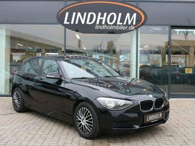 second-hand BMW 116 d 1,6 ED Van