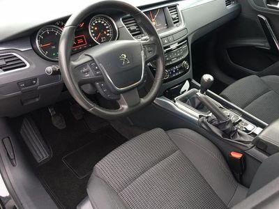 brugt Peugeot 508 1,6 HDI 112 HK 4-D
