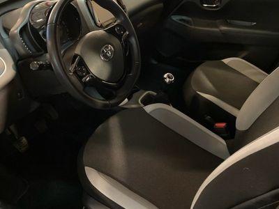 brugt Toyota Aygo 1.0 VVT-i X-SKY II
