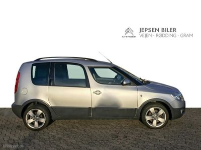 used Skoda Roomster Scout 1,9 TDI PD DPF 105HK