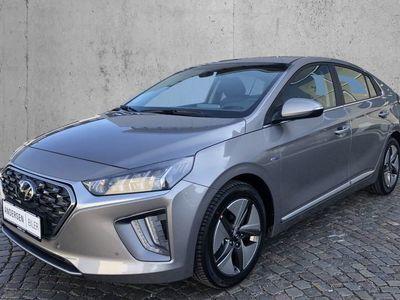brugt Hyundai Ioniq 1,6 GDI Premium DCT 141HK 5d 6g Aut.