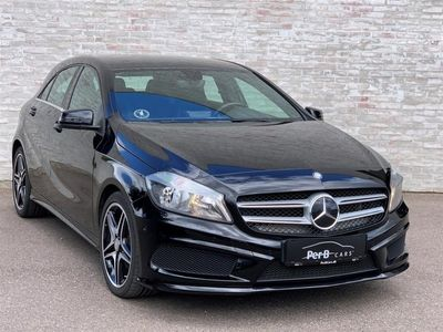 usado Mercedes A200 2,1 CDI 136HK 5d 6g