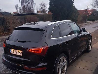 gebraucht Audi Q5 3,0 TDI Quat S Tron 240HK 5d 7g Aut.