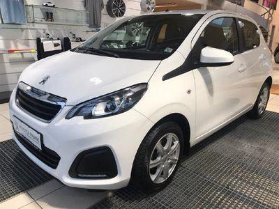 usado Peugeot 108 1,0 E-Vti Active 69HK 5d