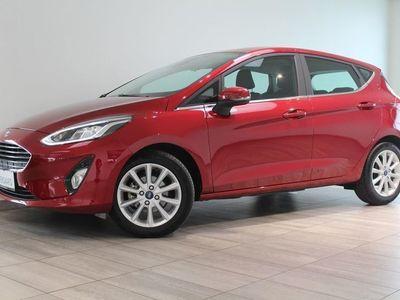 usado Ford Fiesta 1,0 EcoBoost Titanium Start/Stop 100HK 5d 6g