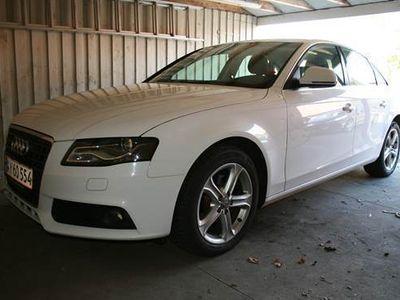 brugt Audi A4 1,8