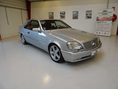 brugt Mercedes S550