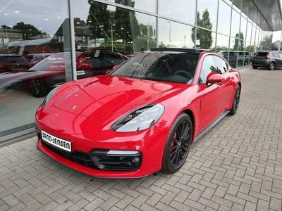 brugt Porsche Panamera GTS 4,0 PDK