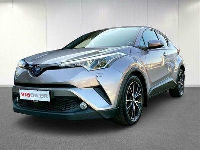 brugt Toyota C-HR 1,8 Hybrid Selected Multidrive S 122HK 5d Aut.