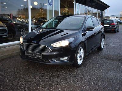 brugt Ford Focus 1,5 SCTi 150 Titanium