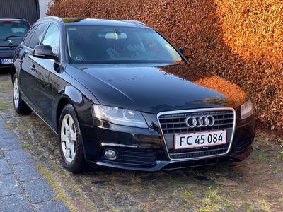 brugt Audi A4 AVANT 1,8 TFSI
