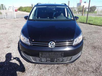 brugt VW Touran 2,0 blueMotion TDI Comfortline 140HK Van 6g