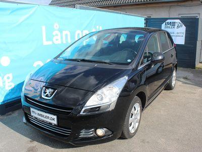 used Peugeot 5008 1,6 HDi 110 Premium 7prs 5d