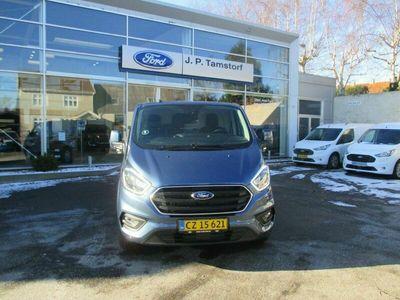 brugt Ford Custom Transit300L TDCi 170 Limited