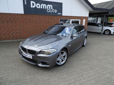 usado BMW 520 2,0 D MX11 M Sport 184HK st.car aut