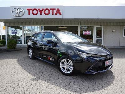 brugt Toyota Corolla Touring Sports 1,8 Hybrid H3 122HK Stc
