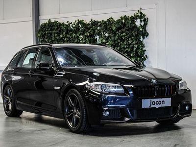 brugt BMW 520 d 2,0 Touring M-Sport aut. 5d