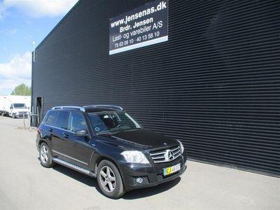 brugt Mercedes GLK250 d 2,2 CDI BlueEfficienty 4-Matic 204HK Van 7g Aut. 2011