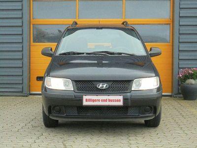 brugt Hyundai Matrix 1,6 GLi