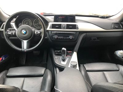 brugt BMW 320 Gran Turismo 3-Serie d Steptronic