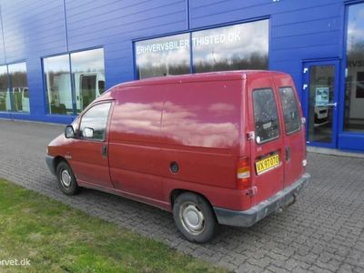 brugt Peugeot Expert Combi 1,9 DT 92HK