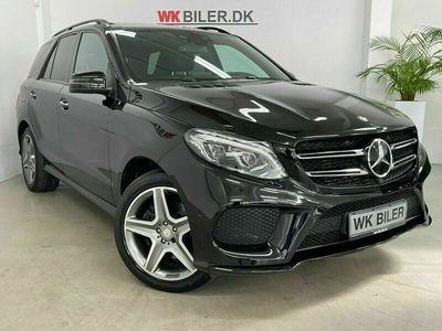 brugt Mercedes GLE350 d 3,0 AMG Line aut. 4Matic Van