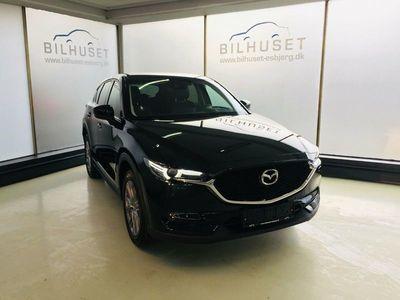 brugt Mazda CX-5 2,0 Sky-G 165 Optimum aut.