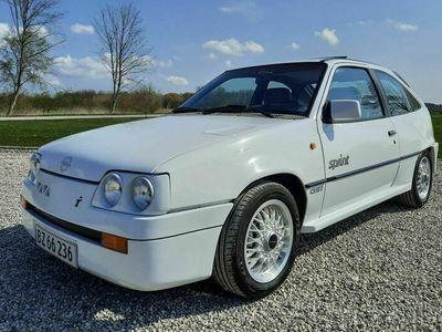 brugt Opel Kadett 2,0 GSI