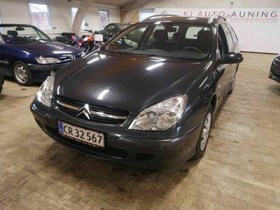 brugt Citroën C5 2,0i 16V Weekend