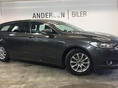 brugt Ford Mondeo 2,0 TDCi Titanium 150HK Stc 6g