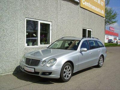 brugt Mercedes E220 Elegance ST