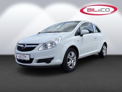 brugt Opel Corsa 1,0 Twinport Edition 100 65HK 3d