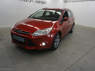 käytetty Ford Focus 1,5 EcoBoost Trend 150HK Stc 6g