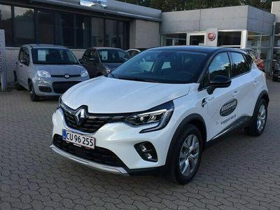 brugt Renault Captur 1,0 TCE Intens 100HK 5d