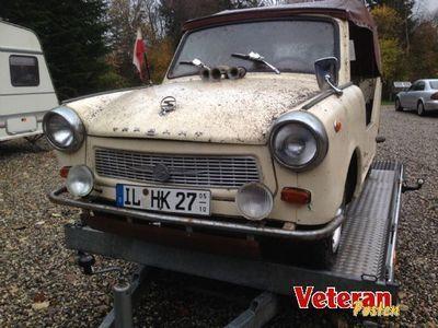 brugt Trabant 601 Kubel