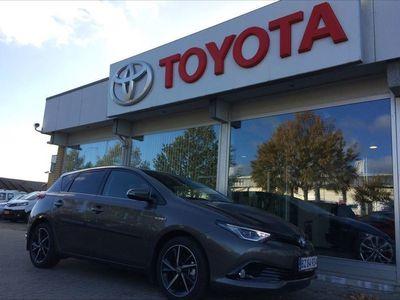 usado Toyota Auris Hybrid 1,8 B/EL Selected 136HK 5d Aut.