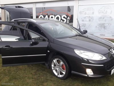 second-hand Peugeot 407 SW 2,2 ST 158HK Stc